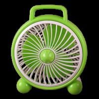 Mini Rotating Wheel Table Fan HJ-8-8 II