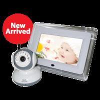"2.4 Ghz Wireless 7"" LCD Digital Baby Monitor Kit BM-9070D"