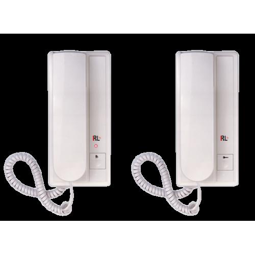 RL-2.4GHz Wireless Dual-Way Digital Door Phone RL-0510B