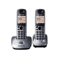 Panasonic Twin Economy Cordless DECT Phone KX-TG2512ML