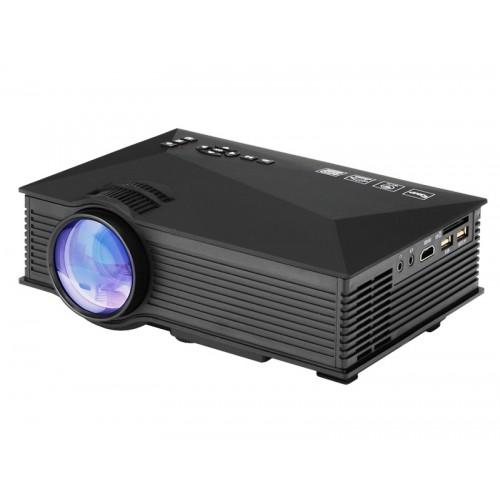 LED Mini Portable Projector (Wifi) ( 800 LUMEN )