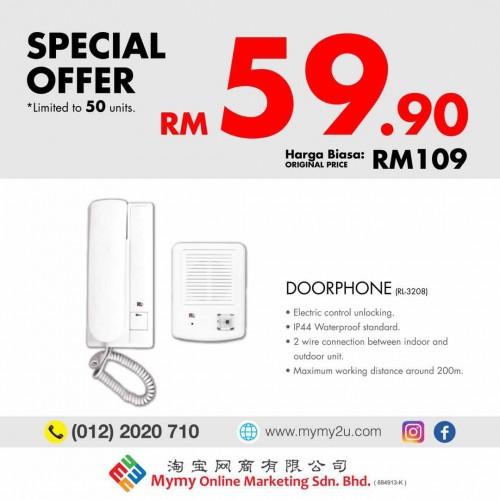 Door Phone RL-3208